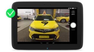 Урок №5. Как проходить фотоконтроль Яндекс Такси