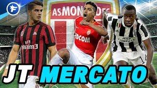 Ça bouge de tous les côtés à Monaco | Journal du Mercato