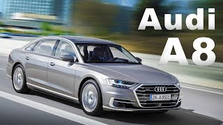 前瞻思維 科技旗艦 New Audi A8 50 TDI 海外新車試駕