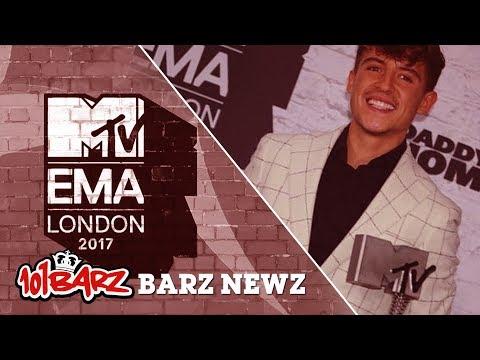 Lil Kleine wint award voor Best Worldwide Act - Barz Newz