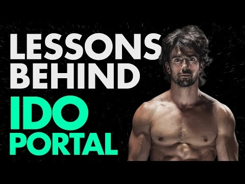 Lessons Behind: Ido Portal, the Professional Mover | Road Delta
