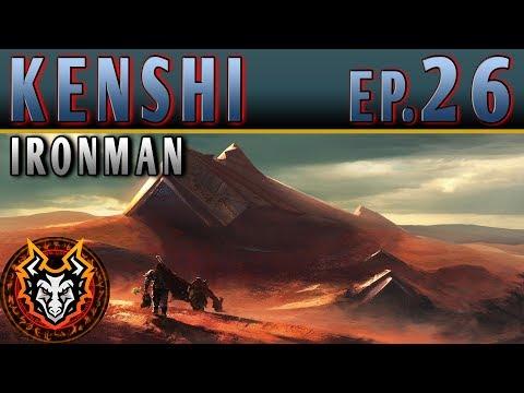 Kenshi Ironman PC Sandbox RPG - EP26 - THE SMUGGLER'S WAY