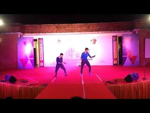 Hues X 2k17- Duet Dance