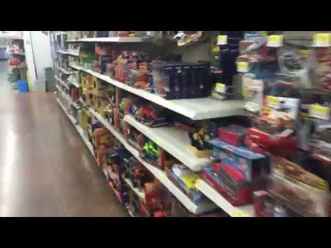 BEY-HUNTING FOR BURST AT WALMART!