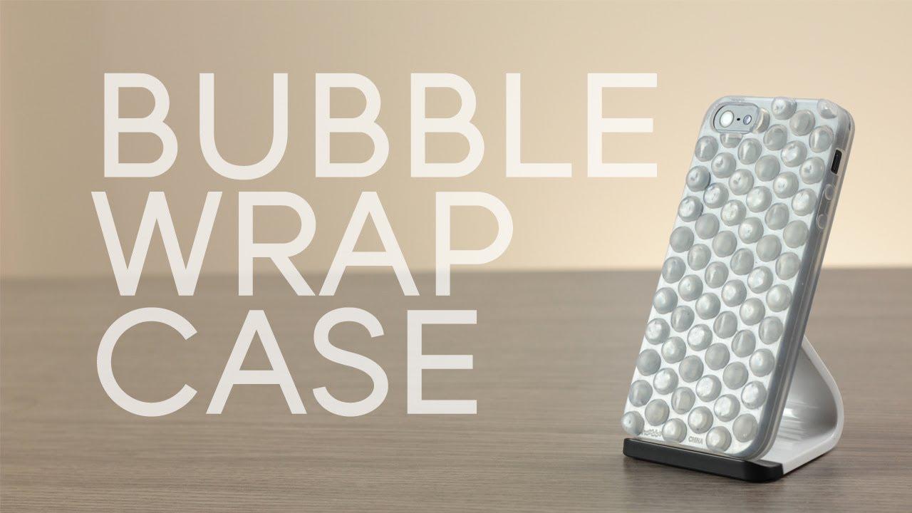 Bubble Wrap Phone Case Iphone