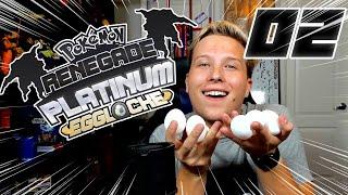 HATCHING MORE OF YOUR EGGS! Pokemon Renegade Platinum Egglocke Live!