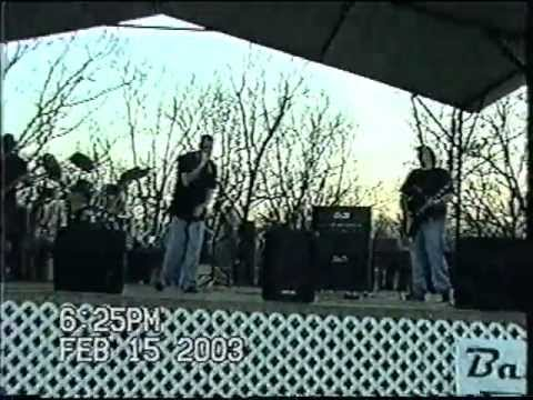 """Grace In Failure - """"Left With"""" - Albany, GA - 02.15.03"""