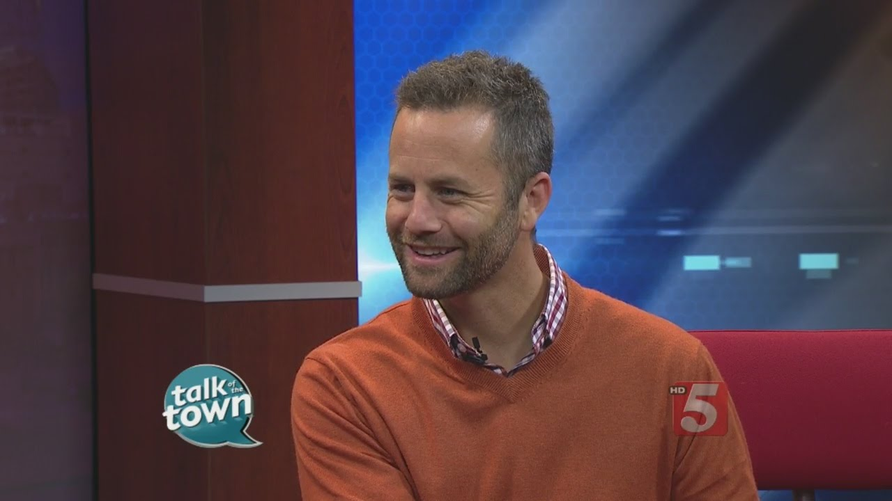 Kirk Cameron Talks About Latest Movie, \'Saving Christmas\' - YouTube