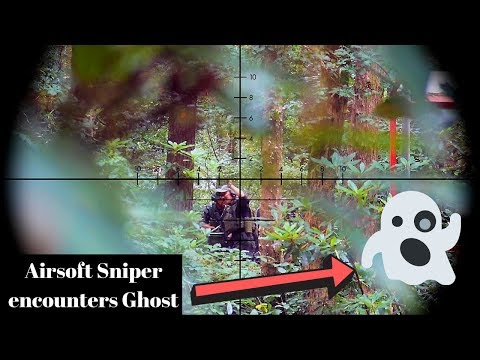Airsoft Sniper Encounters Ghost