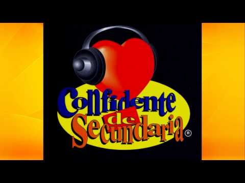 Confidente De Secundaria (1996) - (Full Cd Album)