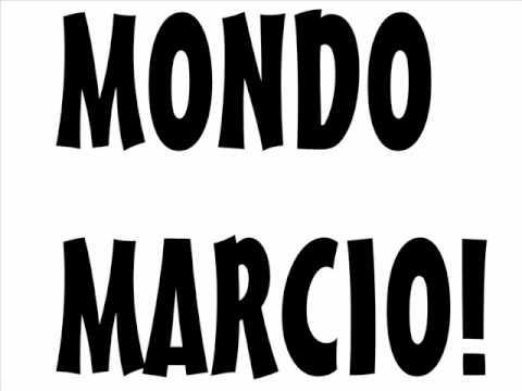 MONDO MARCIO - IL PARADISO PERDUTO. (lyrics.)