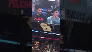 New Orleans pelicans rookie singing contest