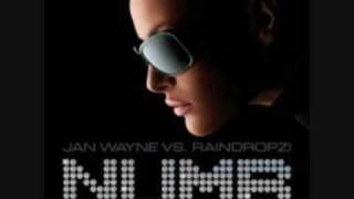 Jan Wayne Vs. Raindropz - Numb