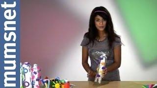 Konnie Huq makes Fairy Liquid Bottle Rockets