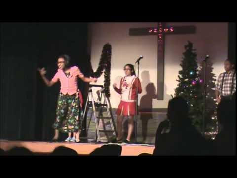 2014 The Christmas Cross Musical - YouTube