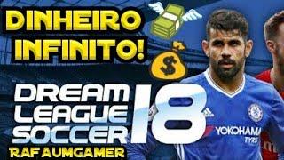 SAIU!! Dream league Soccer 18 apk com muito Dinheiro (Atualizado)