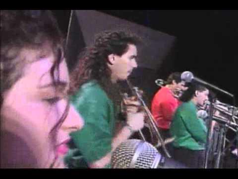 CHE CHE COLE. WILLIE COLON EN EL ROBERTO CLEMENTE 1993.wmv