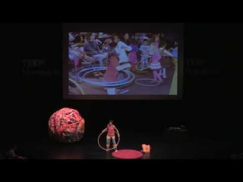 Saving play -- one playful step at a time: Pat Rumbaugh at TEDxNavesink
