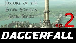 Before Skyrim Ch.2   Elder Scrolls   Daggerfall