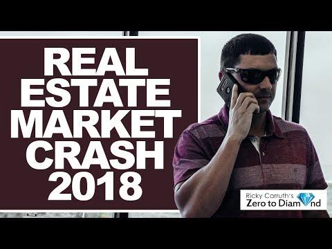 Real Estate Market Crash 2018