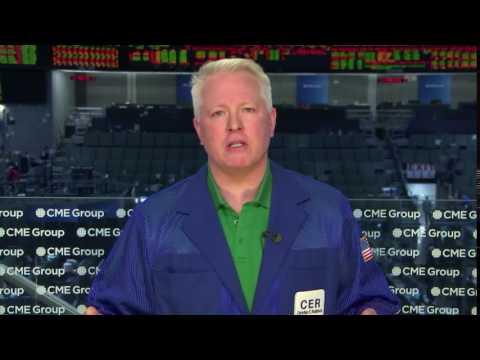 Grain Trade Focuses on USDA Report