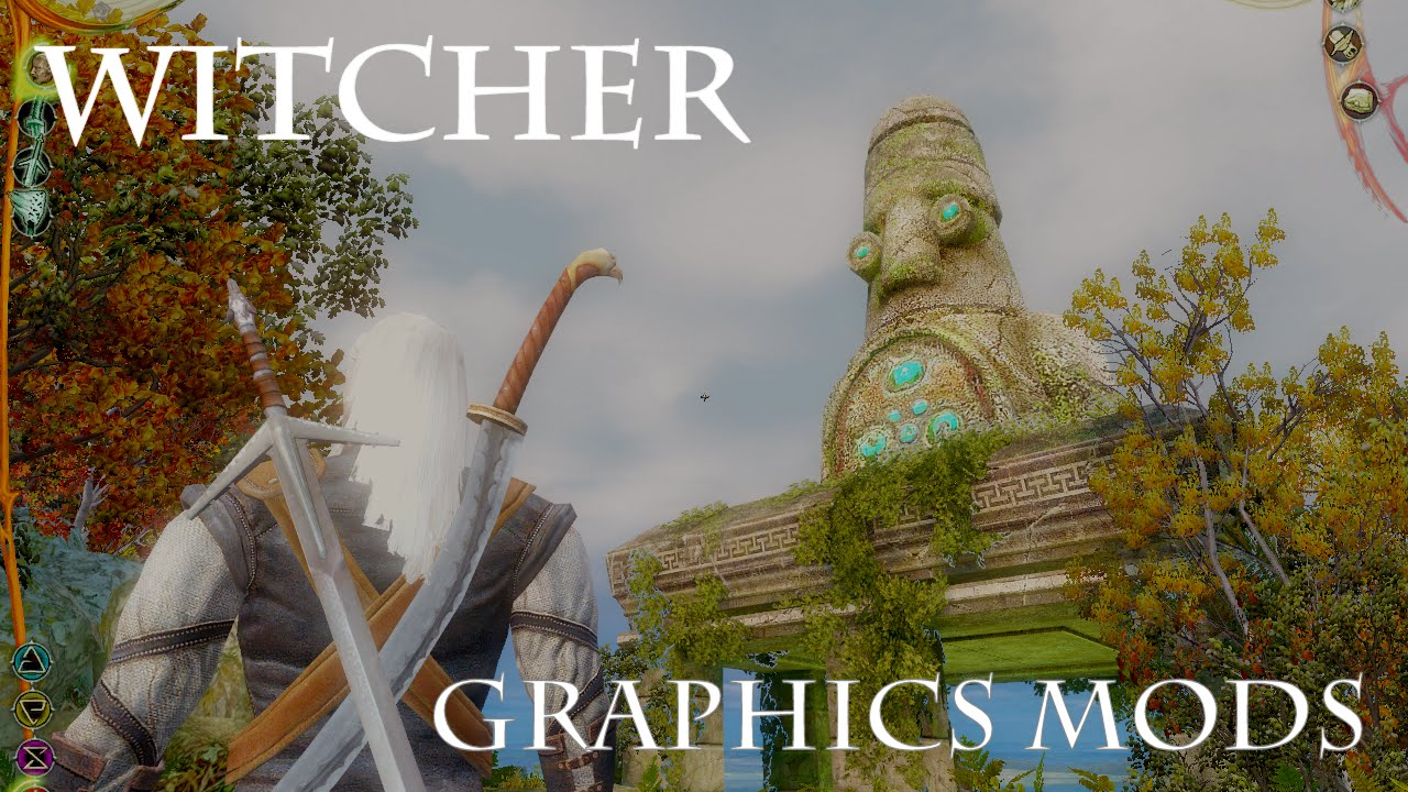 The Witcher: Enhanced Edition - HD Texture + Hi-Res Character pack +  MasterEffect [1080P]
