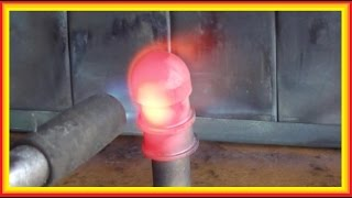 ORANGE HOT Titanium Slug  (not shot!)