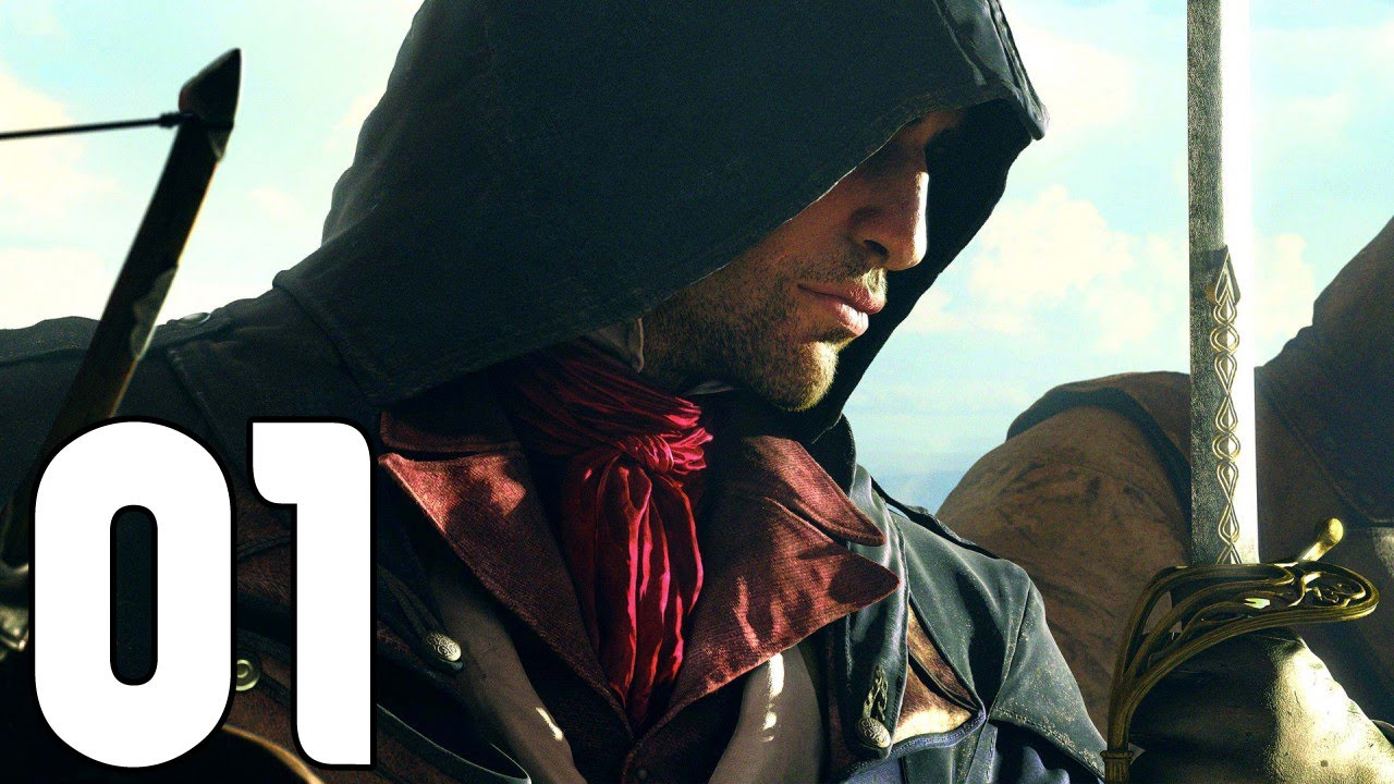 Assassin's Creed Unity Part 1 - Let's Play Assassin's Creed Unity Gameplay German Deu