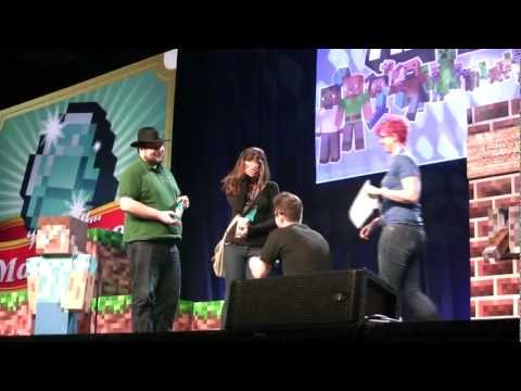True Love at Minecon - Asia & Matt