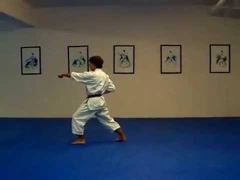 H teen spot shotokan