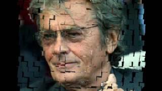 Alain Delon hoy y ayer del gran actor frances