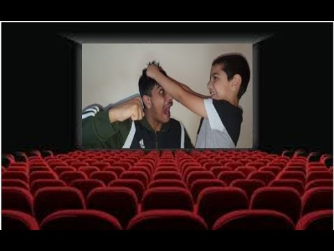 Types of People at the Cinema!