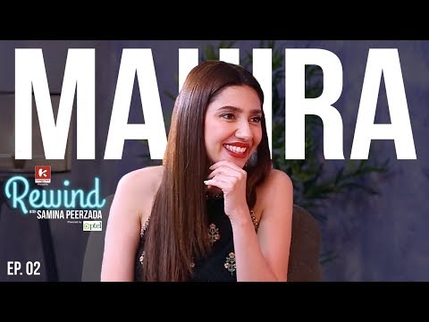 Mahira Khan on Rewind with Samina Peerzada | Episode 2 | Humsafar | Verna | Being in Love | Struggle