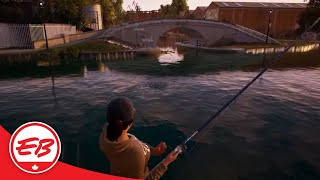 Fishing Sim World: Grand Union Canal Trailer - Dovetail Games | EB Games