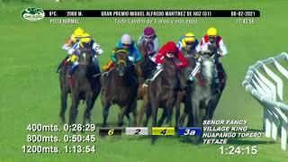 Vidéo de la course PMU GRAN PREMIO MIGUEL ALFREDO MARTINEZ DE HOZ