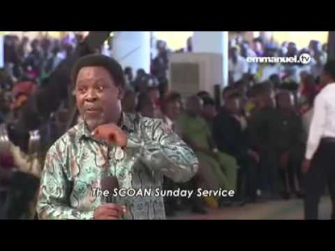 TB Joshua finally explains his prophecy about the American election