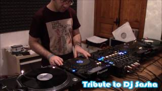 Tribute mix to Dj Sasha