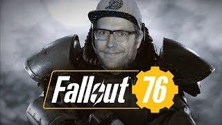 Zusammen ist man weniger allein! | Fallout 76 mit Nils