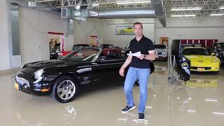 2003 Ford Thunderbird for sale with test drive, driving sounds, and walk through video