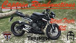 New Triumph Street Triple RS