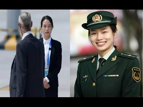 Meet World  'prettiest bodyguard' Shu Xin , after being spotted working at G20 summit