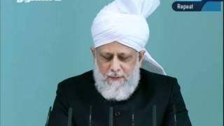 Tamil Friday Sermon 2nd September 2011 - Islam Ahmadiyya