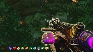 "INSANE NEW MAP! ""ANWESEN DER VERDAMMTEN"" (Black Ops 3 Custom Zombies Maps)"