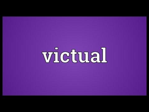 Header of victual