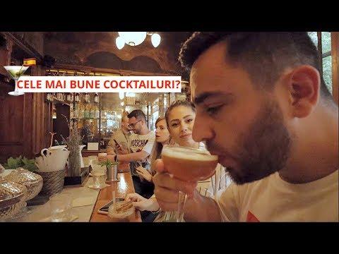 Cele mai bune cocktailuri din Barcelona? (Daily Vlog, Ziua 4 & Ziua 5)