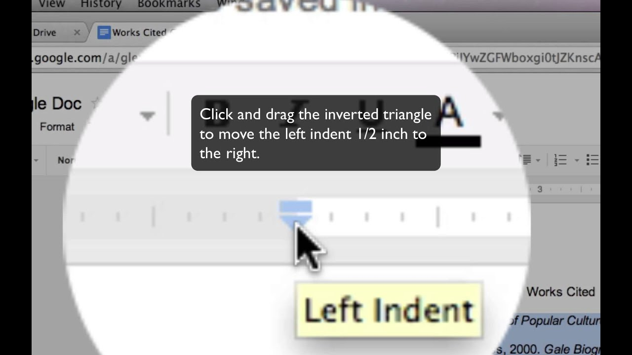 New How to Insert Hanging Indent Google Docs