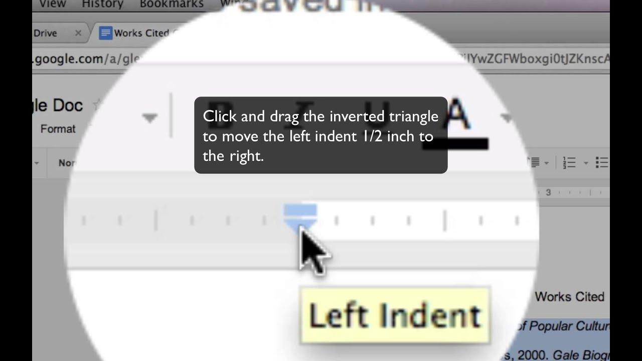 Awesome Google Slides Hanging Indent