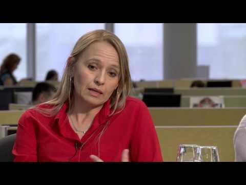 Silvia Montoya conversa con Luciana Vázquez