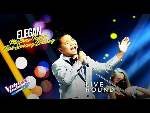 Matthew - Takkan Terganti | Live Round | The Voice Kids Indonesia Season 4 GTV 2021