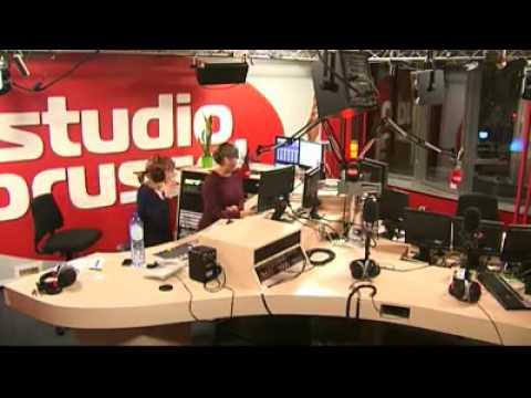 عمر سليمان . وينو وينو . راديو استوديو بروكسل . studio brussel .Omar Souleyman on Brussel Radio